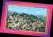 Пут око света за 99 динара / Сан Марино