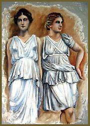 Један дан у животу старе Атињанке